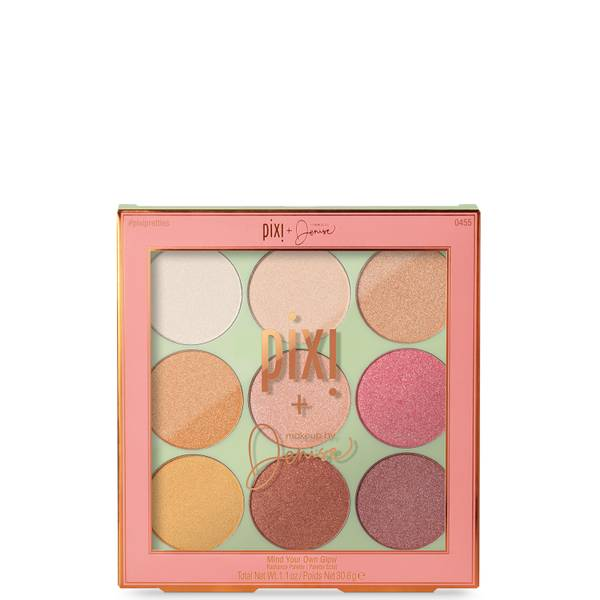 PIXI + Denise Collaboration Mind Your Own Glow Radiance Palette