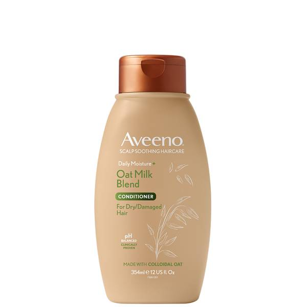 Aveeno Scalp Soothing Haircare Daily Moisture Oat Milk Conditioner 354ml