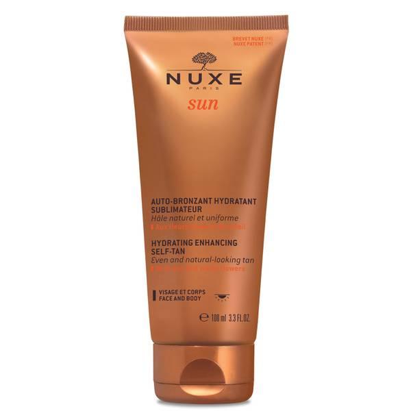 Auto-bronzant hydratant sublimateur NUXE Sun 100 ml
