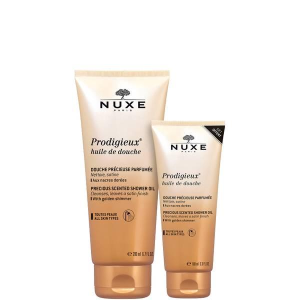 Duo Prodigieux® lait parfumé + huile de douche offerte