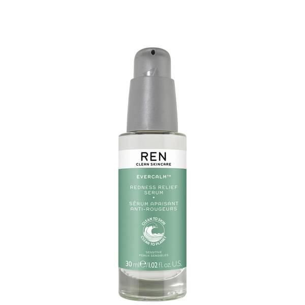 REN Clean Skincare Evercalm Redness Relief Serum 30ml