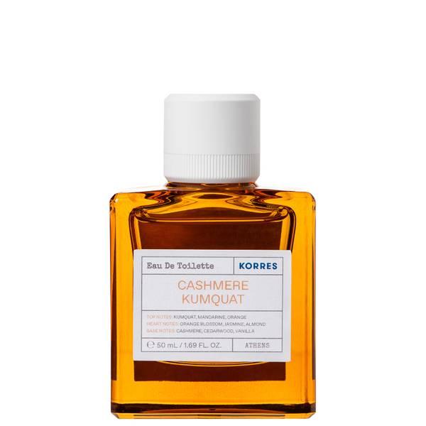 KORRES Cashmere Kumquat Eau de Toilette - 50ml