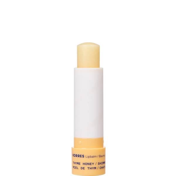 KORRES Lip Butter Stick - Thyme Honey Shimmer