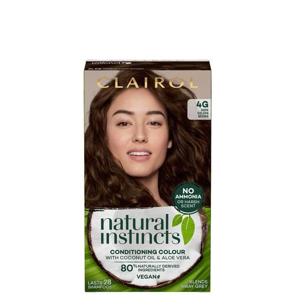 Clairol Natural Instincts Semi-Permanent Hair Dye (Various Shades)