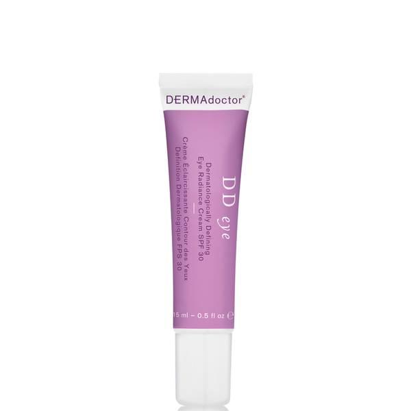DERMAdoctor DD Eye Dermatologically Defining Eye Radiance Cream SPF 30 15ml