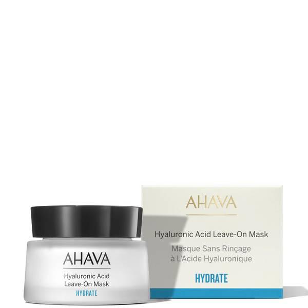 AHAVA Hyaluronic Acid Leave-On Mask 50ml