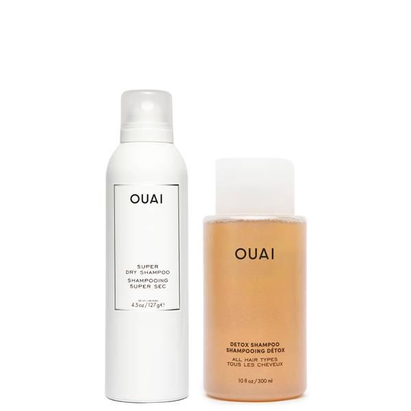 OUAI Hair Refresh Kit