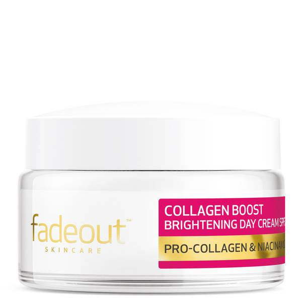 Fade Out Collagen Boost Day Cream SPF25 50ml