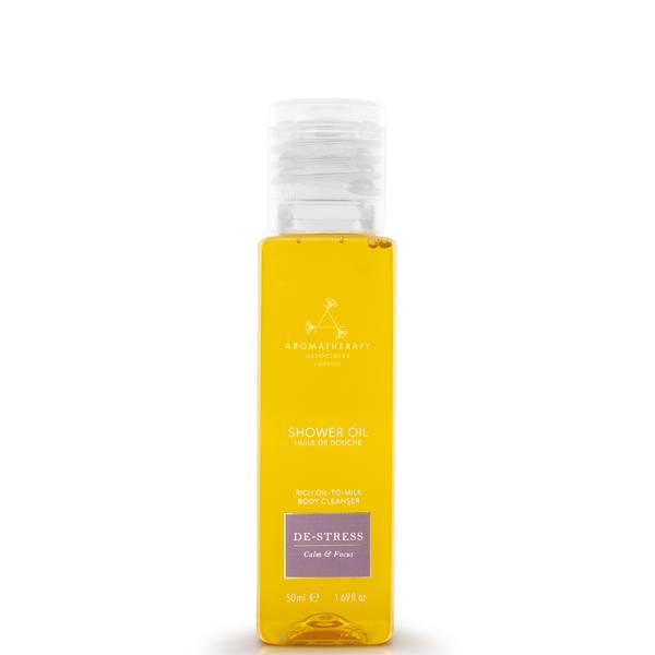 Aromatherapy Associates De-stress Mind Shower Oil 50ml