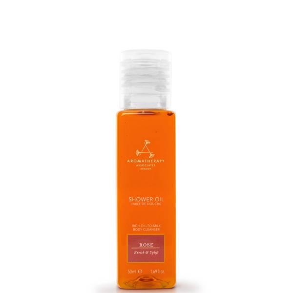 Aromatherapy Associates Rose Shower Oil 50ml