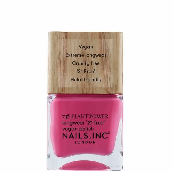 nails inc. Plant Power Nail Polish 15ml (Various Shades)