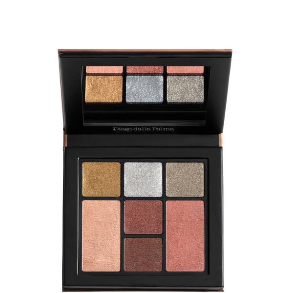Diego Dalla Palma Tribal Queen Face and Eyes Palette