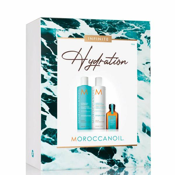 Moroccanoil Moisture Repair Shampoo and Conditioner Bundle (Worth £44.55)
