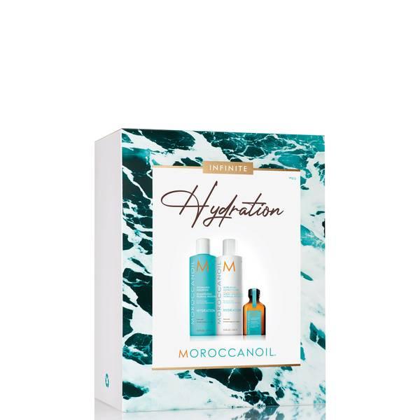 Moroccanoil Hydration Shampoo and Conditioner Bundle (Worth £48.15)