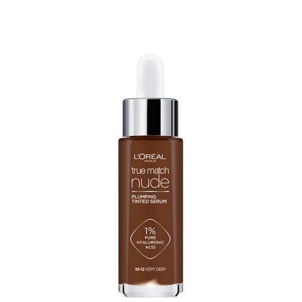 L'Oréal Paris True Match Nude Plumping Tinted Serum (Various Shades)