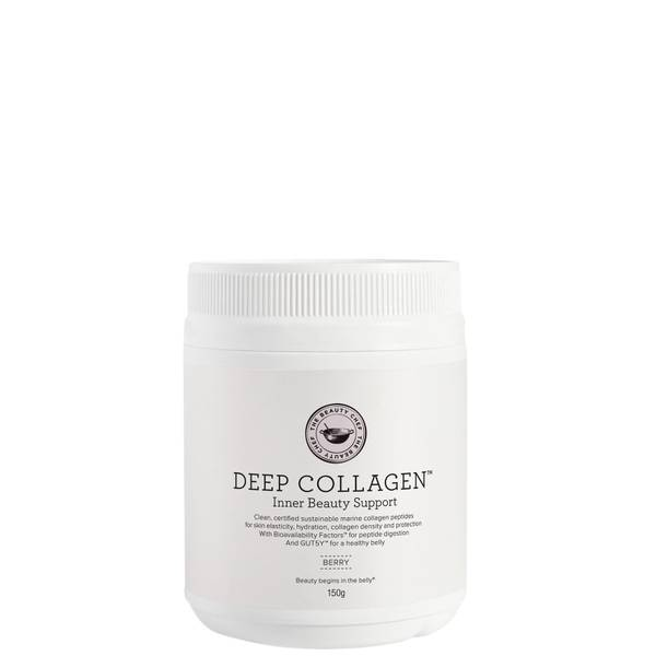 The Beauty Chef Deep Collagen Inner Beauty Support Berry 150g