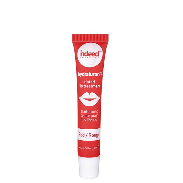 Indeed Labs Hydraluron Tinted Lip Treatment - Red 9ml