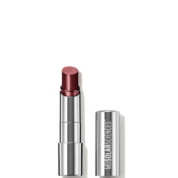 MDSolarSciences Hydrating Sheer Lip Balm Shimmer SPF 50 Spice 0.15oz.