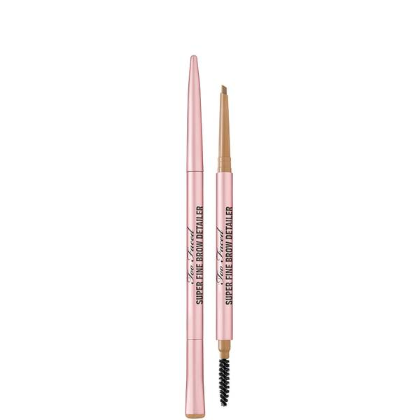 Too Faced Superfine Brow Detailer Ultra Slim Brow Pencil 0.08g (Various Shades)