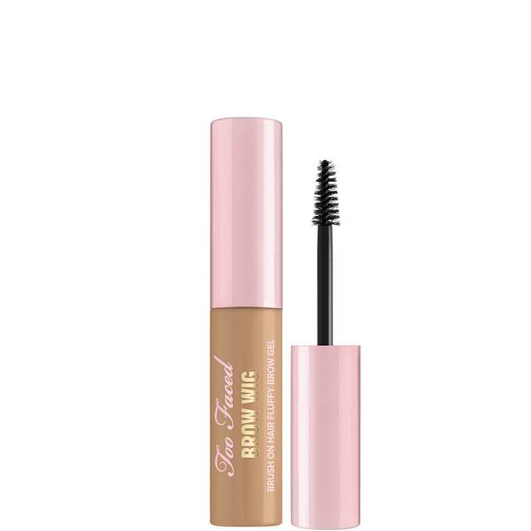 Too Faced Brow Wig Brush On Hair Fluffy Brow Gel 5.5ml (Various Shades)