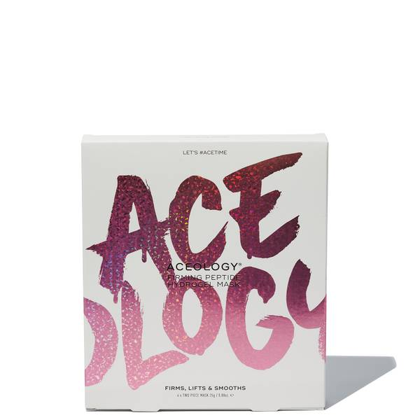 Aceology Firming Peptide Hydrogel Mask (4 Pack)