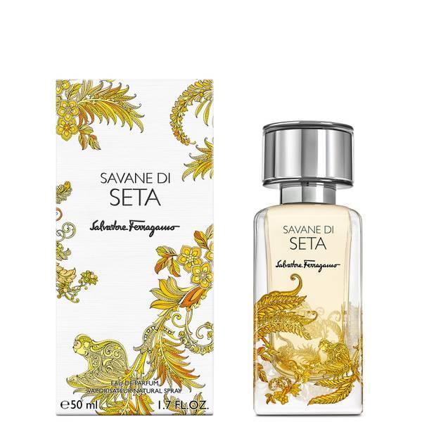 Salvatore Ferragamo Storie Savane Di Seta Eau de Parfum 50ml