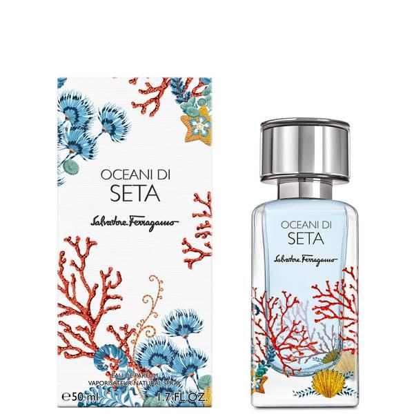 Salvatore Ferragamo Storie Oceane Di Seta Eau de Parfum 50ml