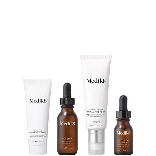 Medik8 The CSA Retinol Edition for Men Kit