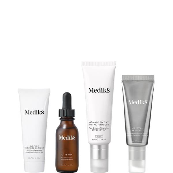 Medik8 The CSA Retinal Edition for Men Kit