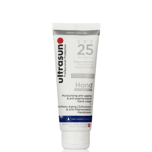 Ultrasun SPF25 Anti Pigmentation Hand Cream 75ml
