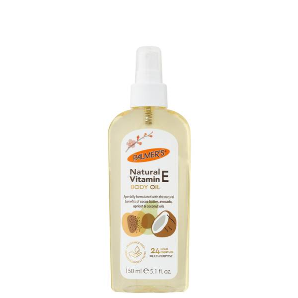Palmer's Natural Vitamin E Body Oil 150ml