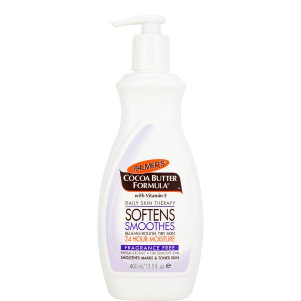 Palmer's Cocoa Butter Formula Fragrance Free Body Lotion 400ml