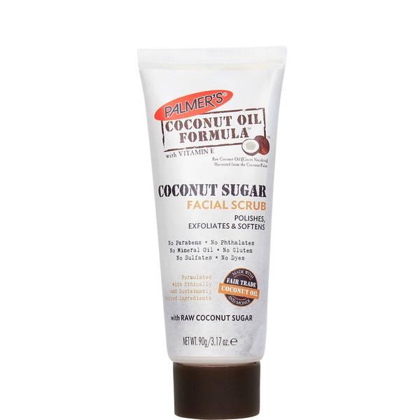 Palmer's Coconut Oil Formula Coconut Sugar Facial Scrub 90g