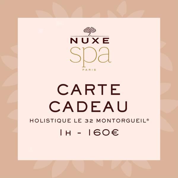 Carte Cadeau Holistique Le 32 Montorgueil<sup>®</sup> - 1h