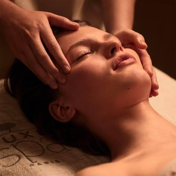 Offre Flamboyante - Soin visage NUXE BIO + Massage crânien - 1h