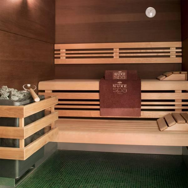 Session de sauna à l'unité - 30 min