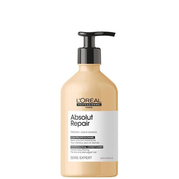 L'Oréal Professionnel Serie Expert Absolut Repair Conditioner for Dry and Damaged Hair 500ml