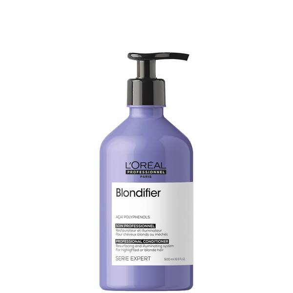 L'Oréal Professionnel Serie Expert Blondifier Conditioner for Highlighted or Blonde Hair 500ml