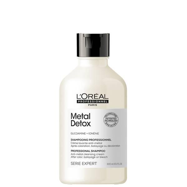 L'Oréal Professionnel Serie Expert Metal Detox Anti-Metal Cleansing Cream Shampoo 300ml