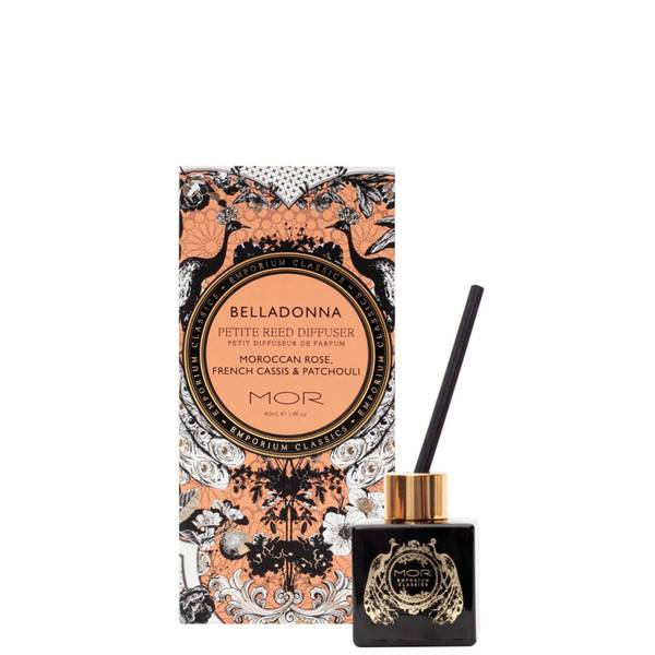 MOR Emporium Classics Belladonna Petite Reed Diffuser 40ml