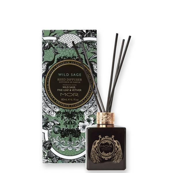 MOR Emporium Classics Wild Sage Reed Diffuser 180ml