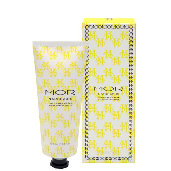 MOR Narcissus Luxurious Hand and Nail Cream 100ml