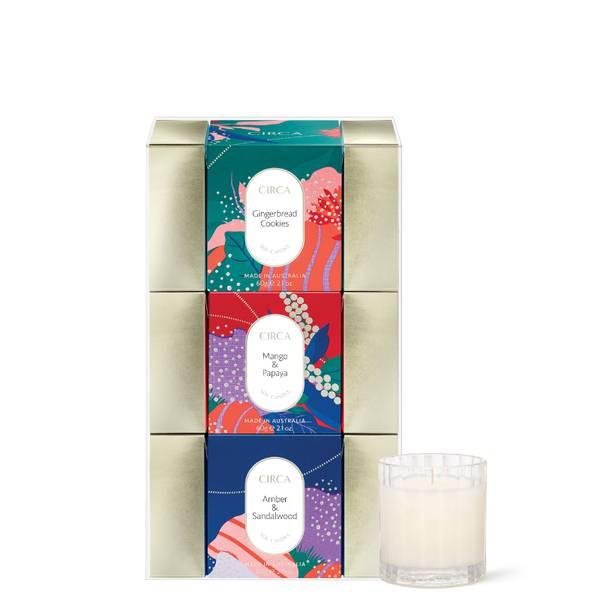 CIRCA Home Christmas Mini Candle Bon Bon (Worth $56.85)