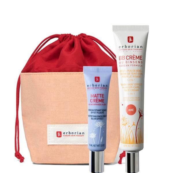 set BB e CC cream opacizzanti per pelli dorate