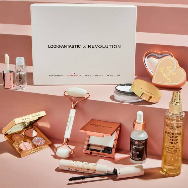 LOOKFANTASTIC X Revolution Beauty Box Edizione Limitata 2021