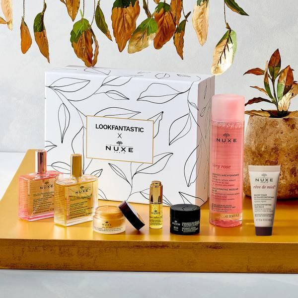 LOOKFANTASTIC x NUXE聯名美妝禮盒 (價值超過 3400元)