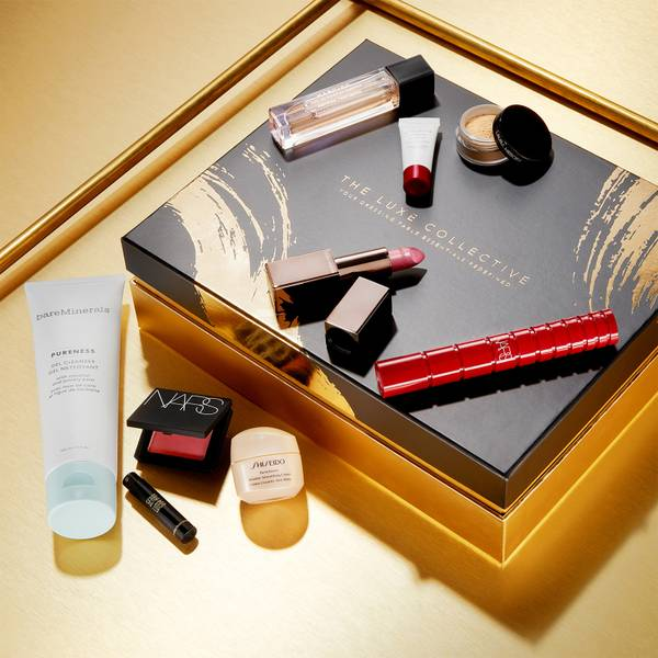 The Luxe Collective Limited Edition Beauty Box (Worth over £128)