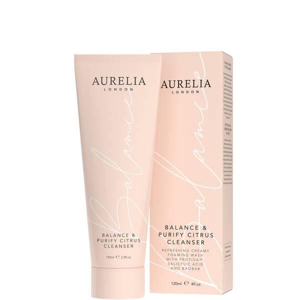 Aurelia London Balance & Purify Citrus Cleanser 120ml
