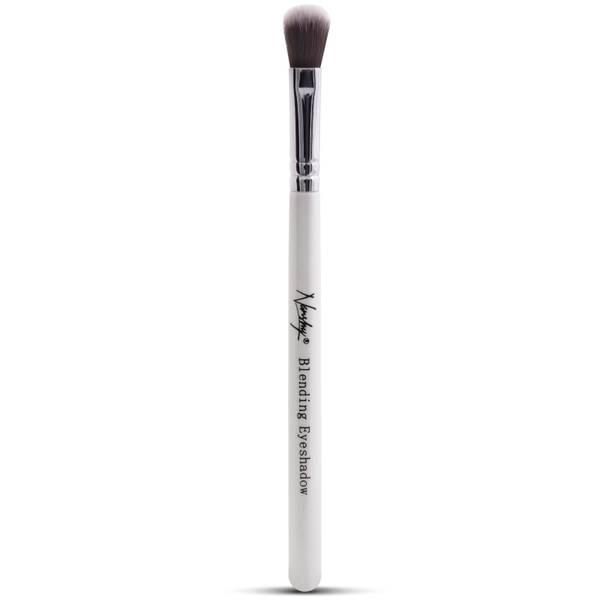 Nanshy Blending Eyeshadow Brush - Pearlescent White