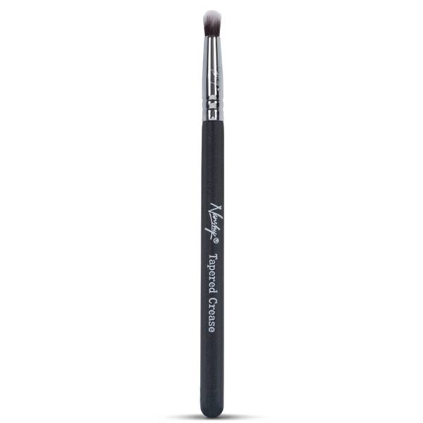 Nanshy Tapered Crease Brush - Onyx Black